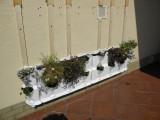 celý postup zopakujeme při instalaci dalších pater vertikální stěny Minigarden
